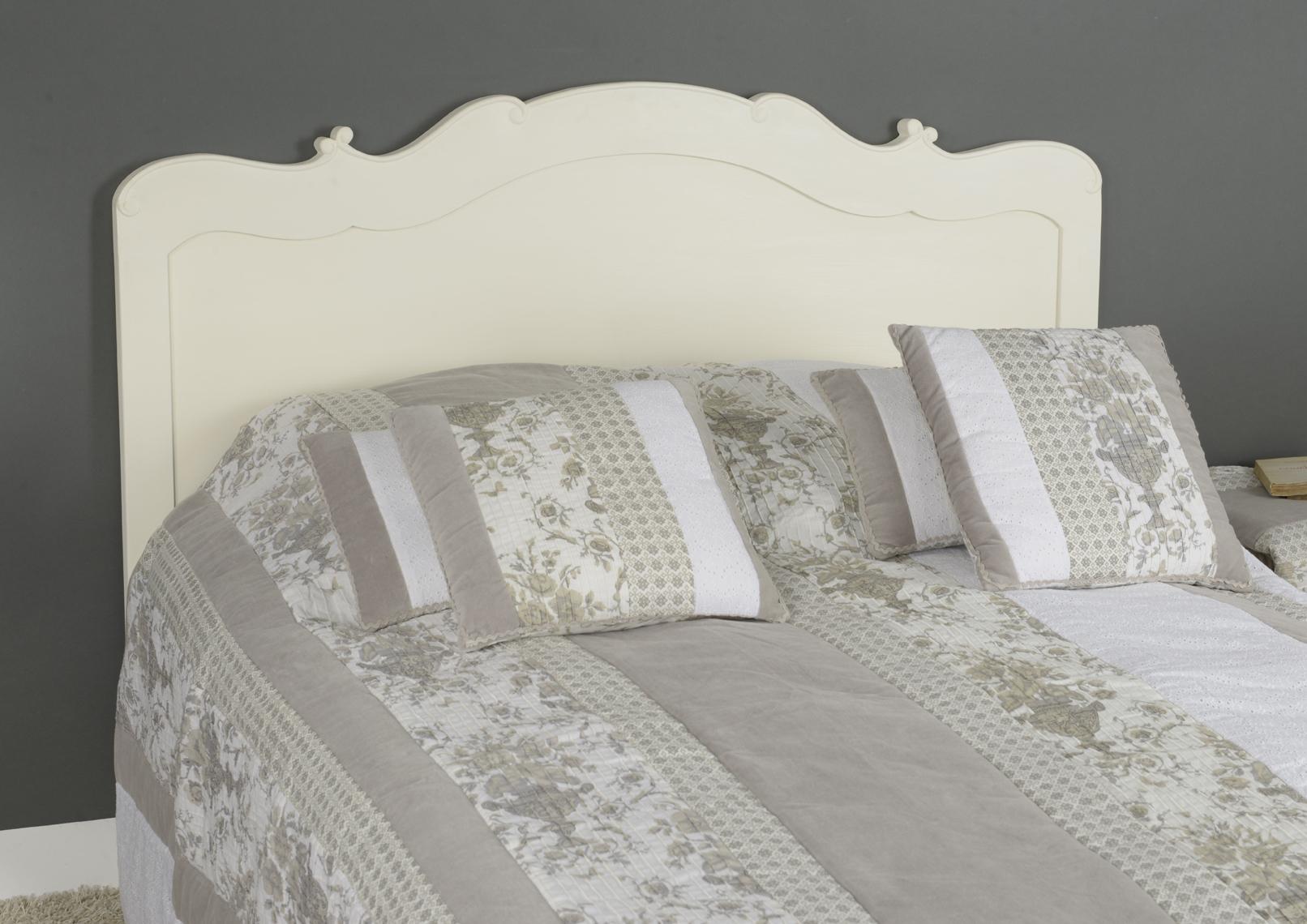t te de lit apolline 140 amadeus 080893 magasin de meubles deco orl ans esprit d 39 autrefois. Black Bedroom Furniture Sets. Home Design Ideas