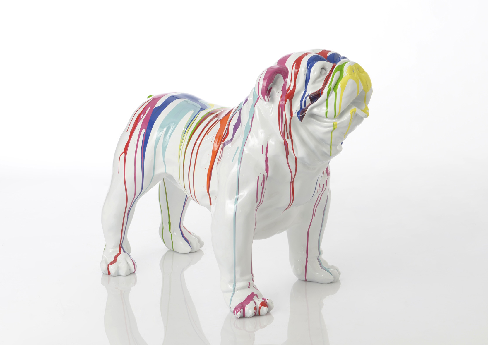 Salon De Jardin Americain bulldog americain chien trash