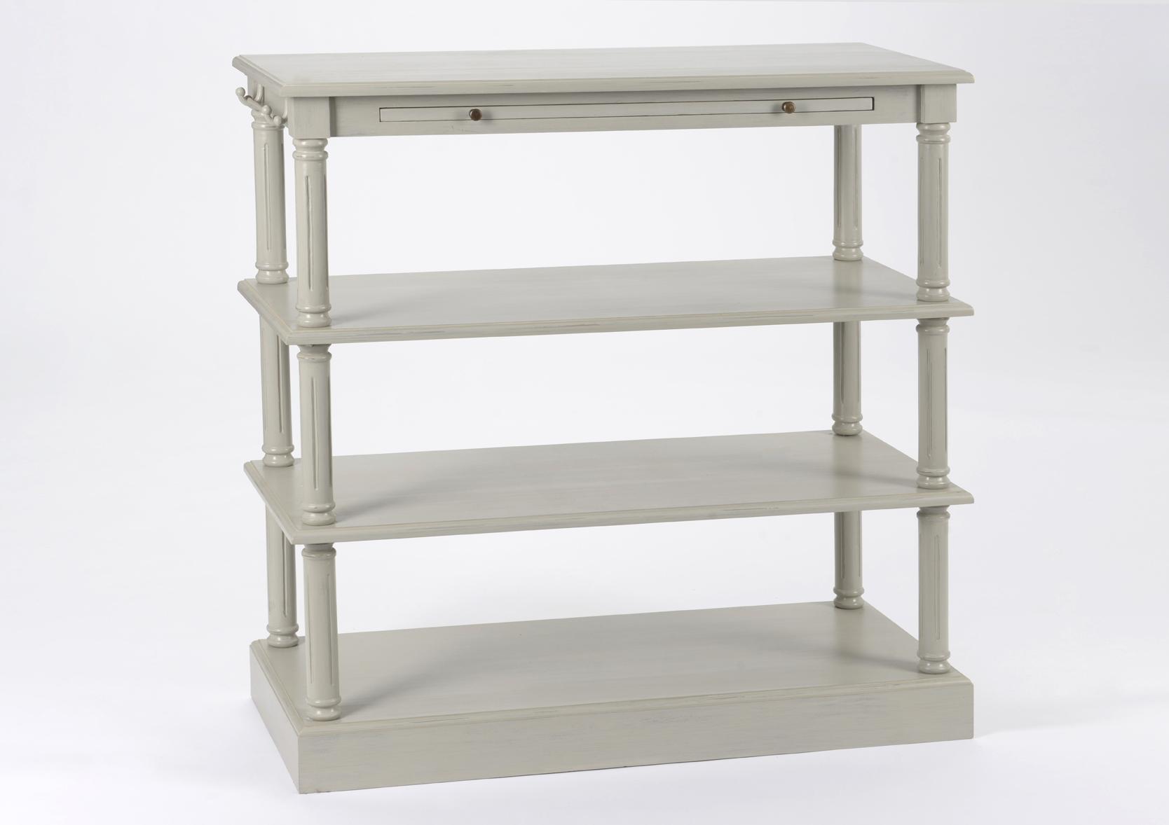 console drapier tablettes edouard amadeus 122142 o magasin de meubles deco orl ans. Black Bedroom Furniture Sets. Home Design Ideas