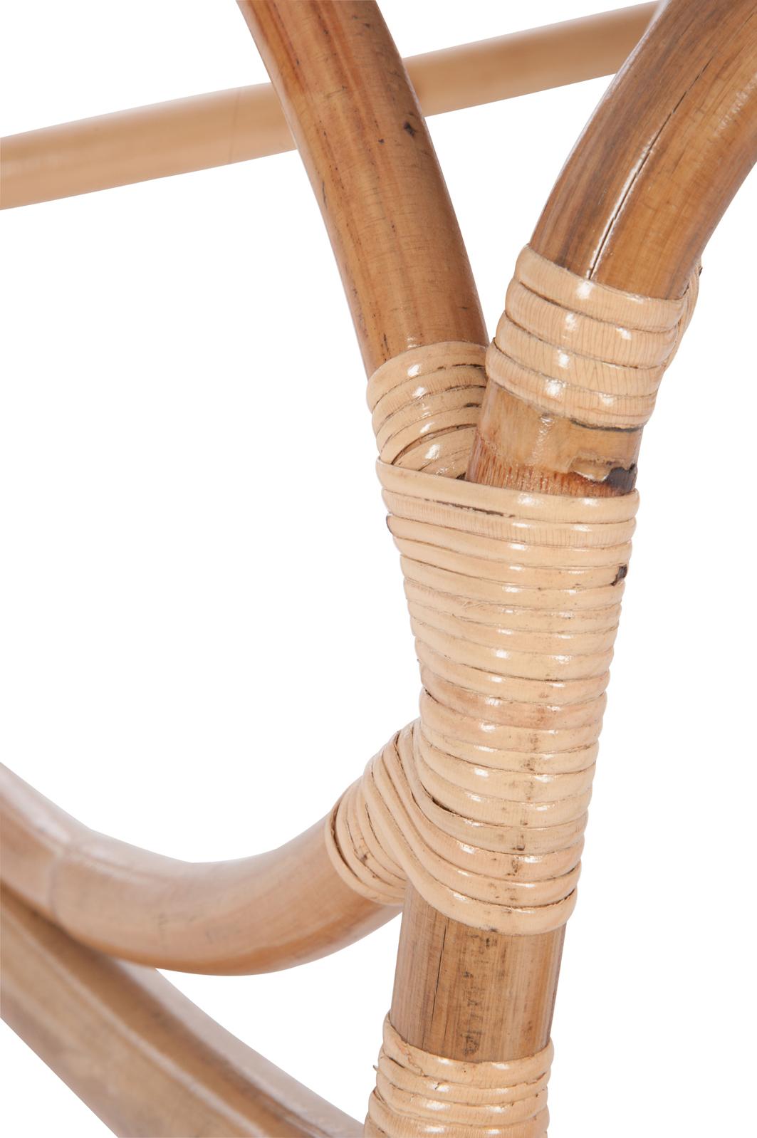 Fauteuil à Bascule Bambou Et Rotin Jolipa 61390 : Magasin De Meubles U0026 Deco  à Orléans | ESPRIT Du0027AUTREFOIS