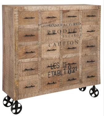 meuble 20 tiroirs atelier jolipa 68381 magasin de meubles deco orl ans esprit d 39 autrefois. Black Bedroom Furniture Sets. Home Design Ideas