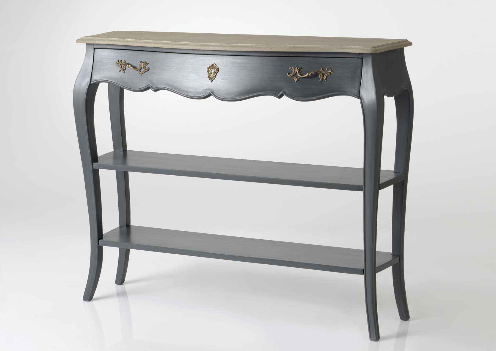 console murano celeste amadeus 133188 magasin de meubles deco orl ans esprit d 39 autrefois. Black Bedroom Furniture Sets. Home Design Ideas